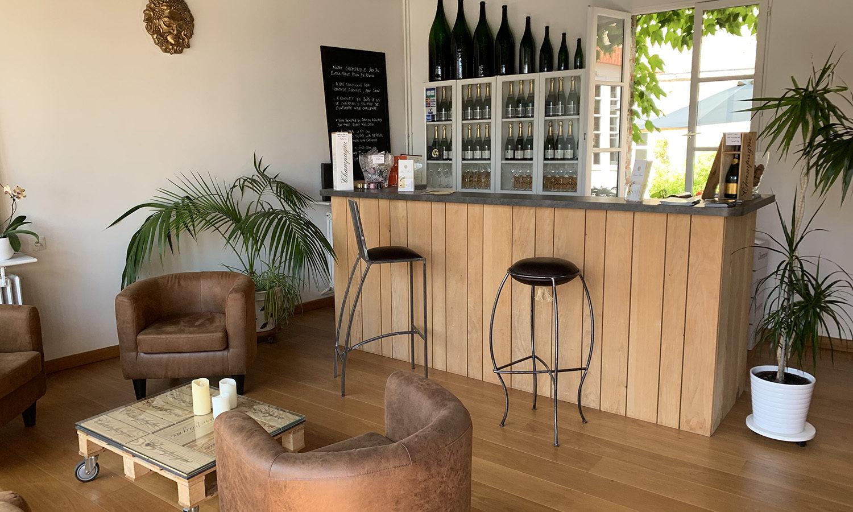 Bar à Bulles Maison de Champagne Marion Bosser